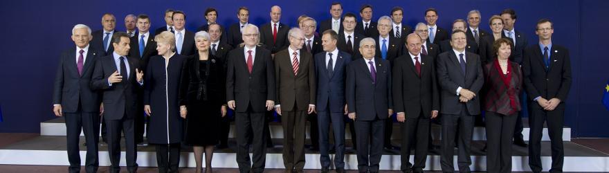 9 décembre 2011 : L'Europe décide deseserrerlaceinture