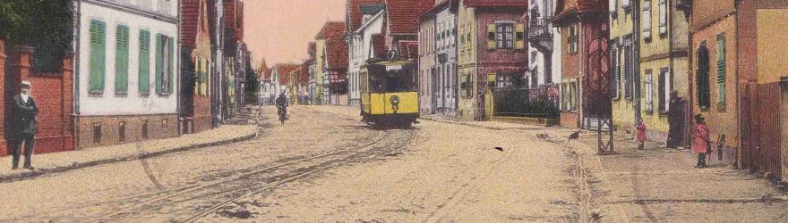 Quand le tram était roi