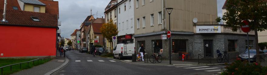 Coup de jeunes sur le Vieux-Cronenbourg