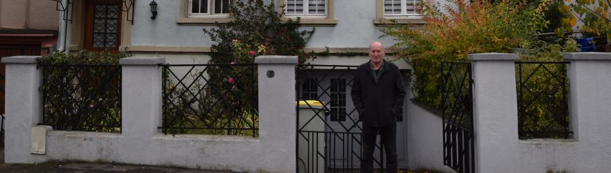 Guy Eberhardt, sa maison, son histoire
