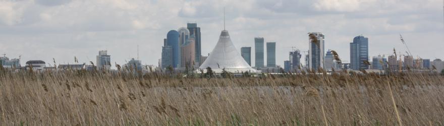 Les trois vies d'Astana