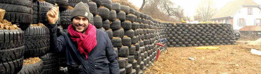 Il en faut pneu pour être heureux