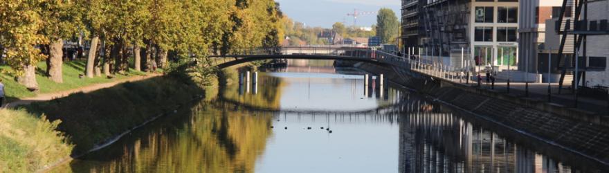 Du Heyritz au Rhin: la métamorphose inachevée