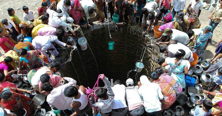 Inde : les batailles de l'eau