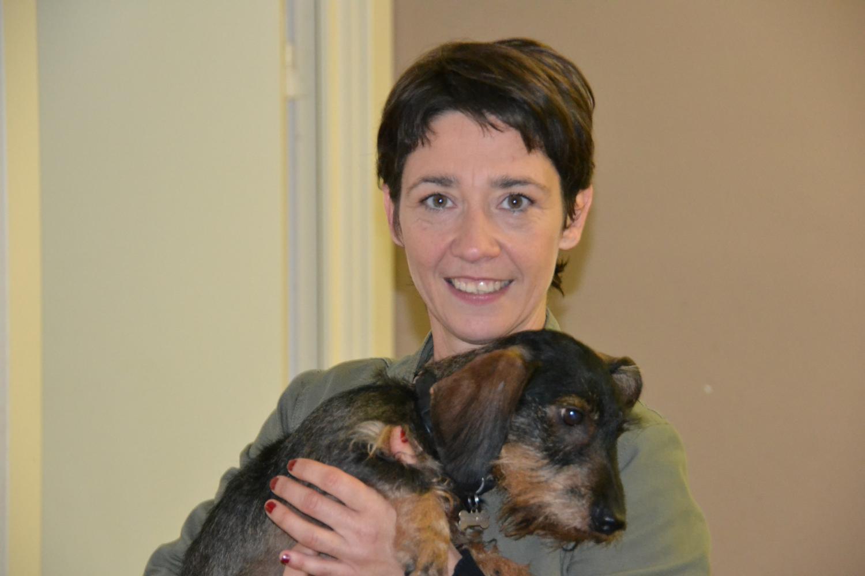Carole Nominé est la présidente de l'association. Elle est aussi vice-présidente du Club équestre de Strasbourg.