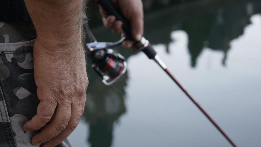 La patience du pêcheur, une qualité nécessaire pour la réussite.