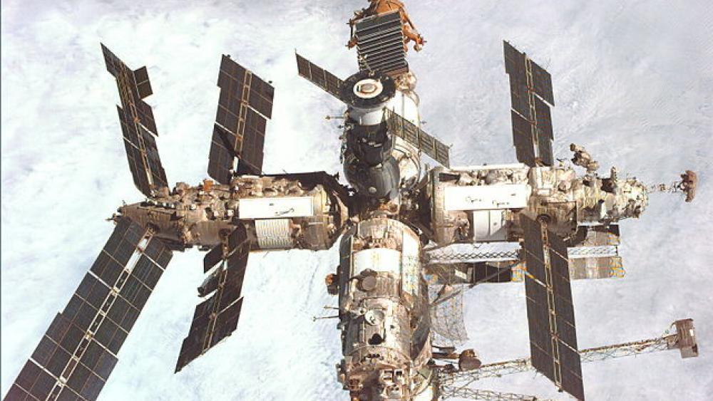 Crédit: NASA/Bill Ingalls
