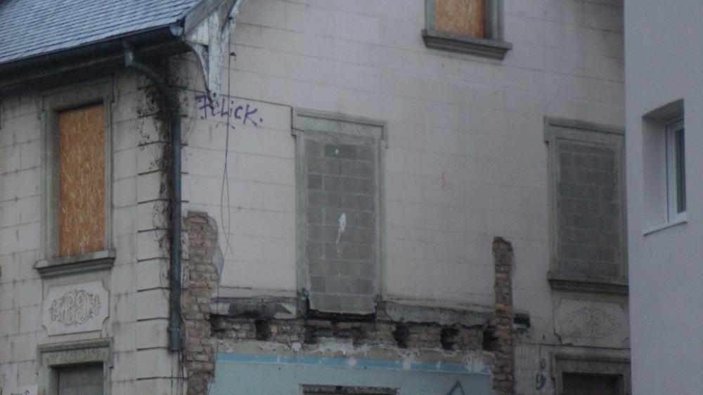 La rénovation du bâtiment devrait débuter dans les prochains jours.