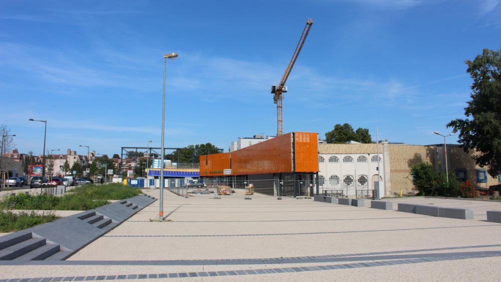 Le coût des travaux de la Maison de Hautepierre s'élève à huit millions d'euros.