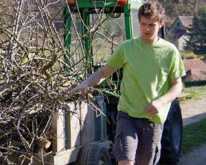 Les agriculteurs sèment la relève