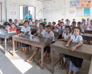 Les inégalités de genre persistent à l'école