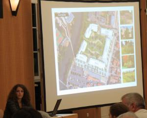 Débats d'urbanisme pour l'après Huron