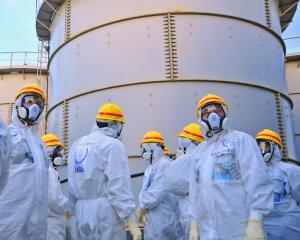 Fukushima : Peut-on évacuer l'eau radioactive ?