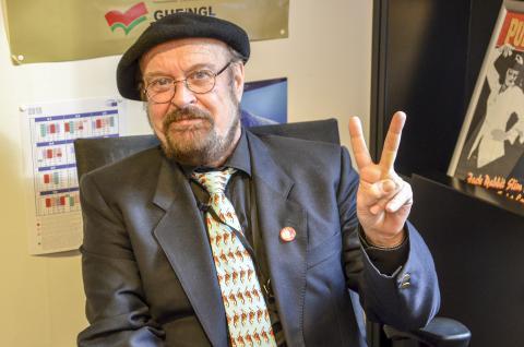 Stefan Eck, rapporteur du texte
